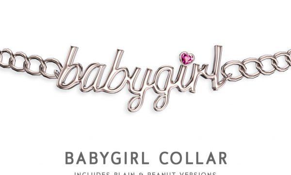 Cae - BabyGirl Collar.