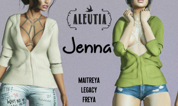 [ Aleutia ] - Jenna.