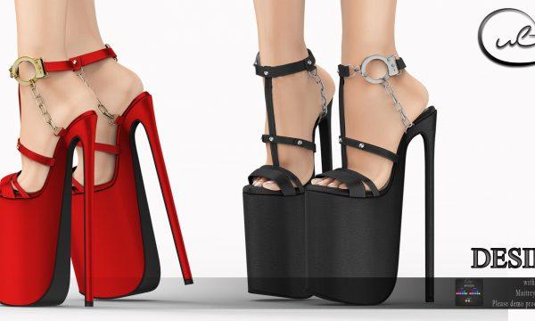 Cult - Desired Heels.