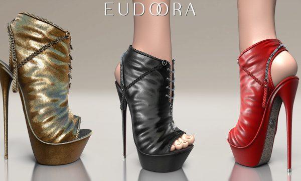 Eudora3D - Marianne Heels.